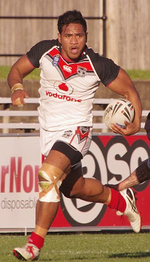 Solomone Kata - Kata playing for the Warriors in 2014