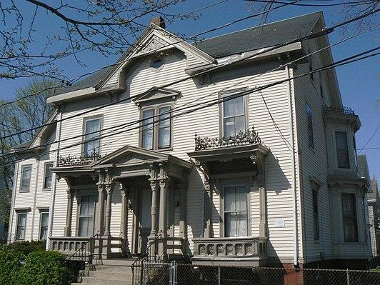 Charles Williams Jr. House