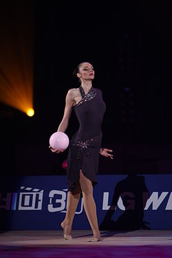 Son Yeon-Jae at LG WHISEN Rhythmic All Stars 2011 (38).jpg