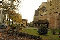 Sorde-l'Abbaye-eglise-ext 09.JPG