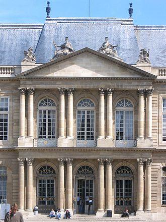 Hôtel de Soubise - Prince of Rohan's main Pavilion