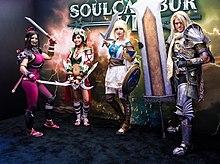 Soulcalibur - Wikipedia