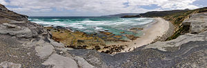 Southwest National Park - South Cape Bay, Southwest National Park, Tasmania