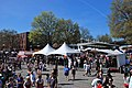 South end of Saturday Market in Waterfront Park, 2012.jpg