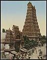 South of India. Seringham, Gopura. LCCN2017657630.jpg