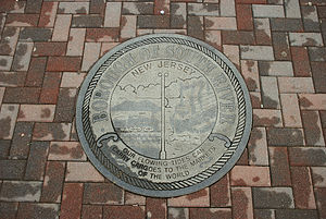 South River, New Jersey - Image: Southriver NJ seal
