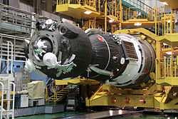 Soyuz TMA-05M spacecraft integration facility 2.jpg