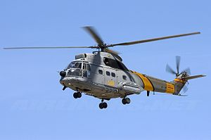Aérospatiale SA 330 Puma - Spanish Air Force SA 300L Puma, 2008
