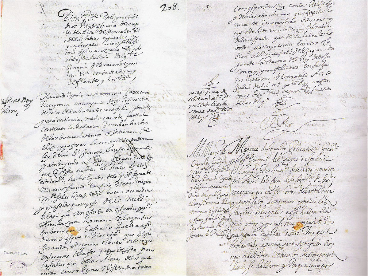 Escritura española en el siglo XVII - Wikipedia, la enciclopedia libre