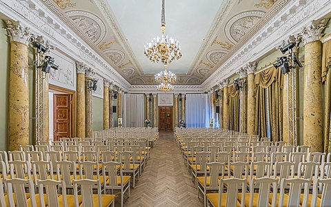 Concert Hall of the Anichkov Palace