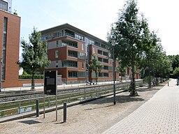 Speichergracht in Duisburg