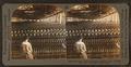 Spinning room. Winding bobbins with woolen yarn for weaving, Philadelphia, from Robert N. Dennis collection of stereoscopic views.png