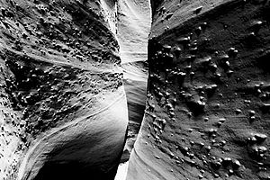 Grand Staircase-Escalante National Monument - Spooky Gulch, Canyons of the Escalante