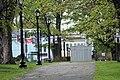 Springtime at Veterans Memorial Park in Cohoes, New York.jpg