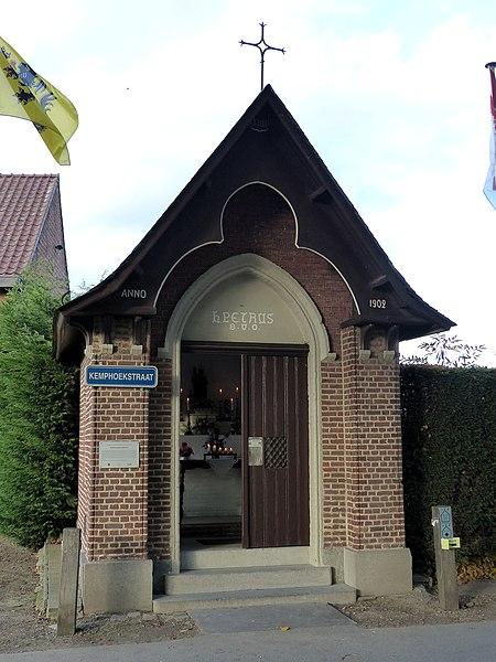 St-Pieterskapel, Kruibeke