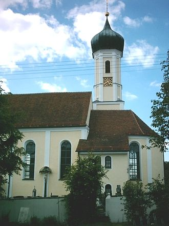 Aulzhausen - St. Lawrence and Elizabeth