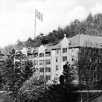 Mission Health System - St. Joseph's Hospital, circa 1920