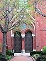 St. Michael's Orthodox Church Philadelphia entrance.jpg