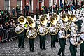 St. Patrick's Day Parade (2013) - Colorado State University Marching Band, Colorado, USA (8565190831).jpg