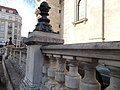 St. Stephen's Basilica, south balustrade, 2016 Budapest.jpg