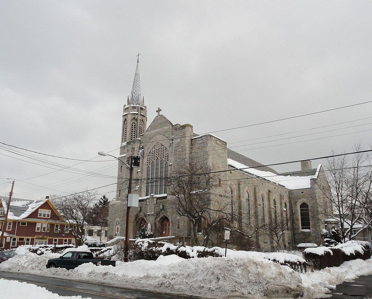St. Peter Church (Bridgeport, Connecticut)