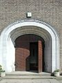 St Anselm, Uppingham Avenue, Belmont - Doorway - geograph.org.uk - 1691298.jpg
