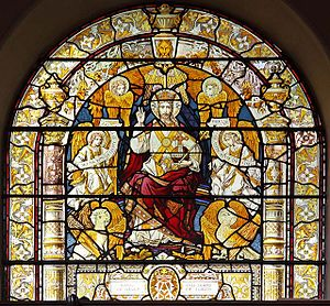 Quas primas - Christ the King, St Botolph without Aldersgate, London