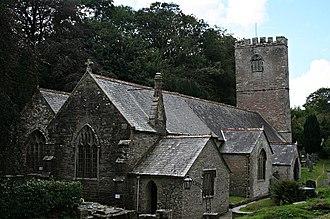 St Breock - Image: St Breock Church geograph.org.uk 224062