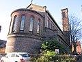 St Bridget & St Thomas, Wavertree (rear view).JPG