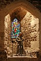 St Etheldreda, Ely Place, London EC1 - Crypt window - geograph.org.uk - 1613306.jpg