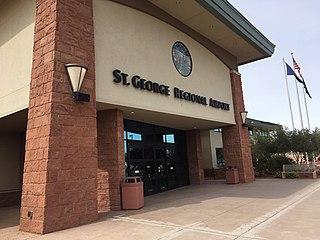 St. George Regional Airport