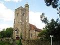St Martin's Church, Church Road, Ryarsh, Kent - geograph.org.uk - 1314834.jpg