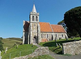 St Mary's Church, Brook - Image: St Mary's Church, Brook, IW, UK