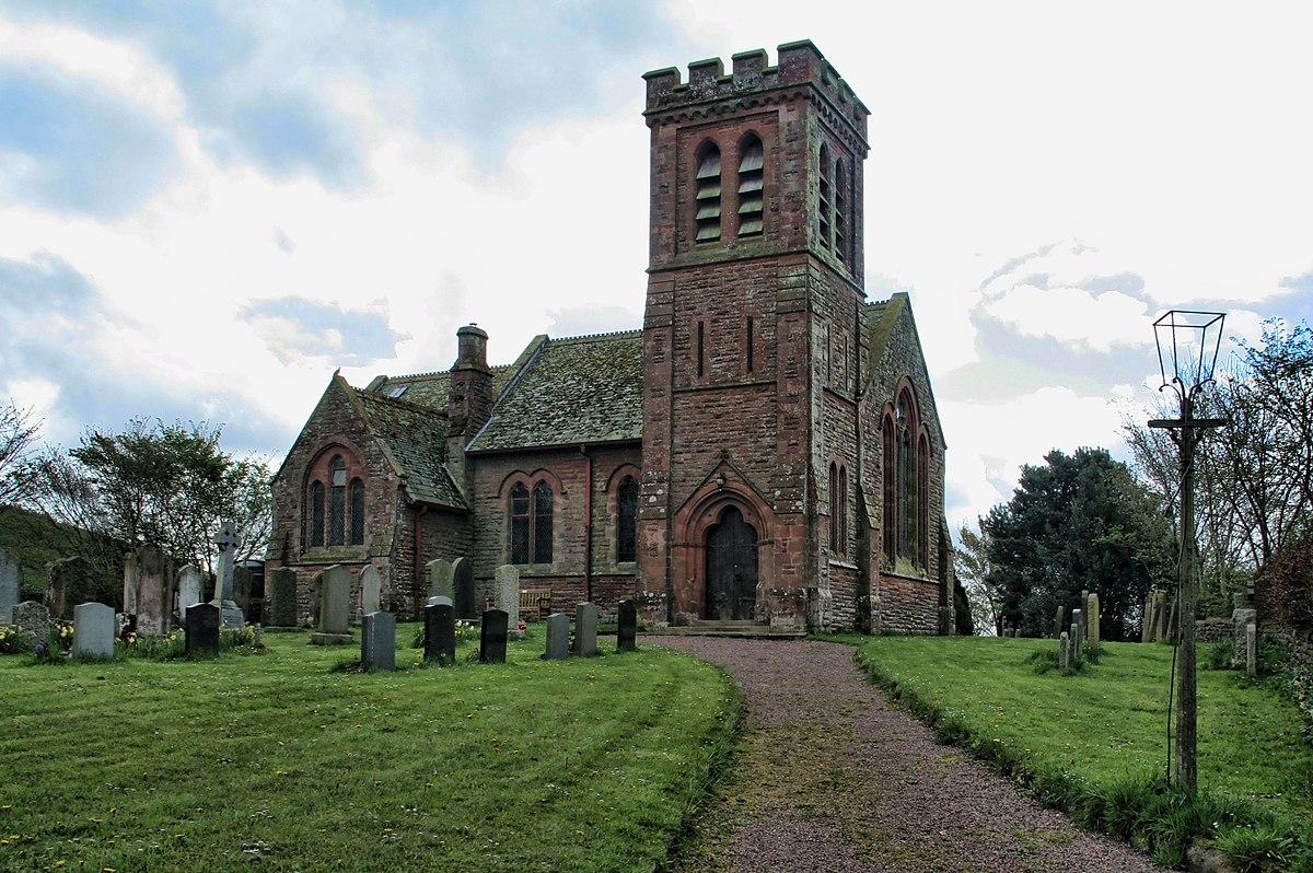 St Mary's Church, Cumrew, Cumbria.jpg
