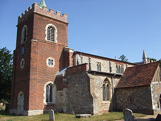 Offley civil parish in the English county of Hertfordshire