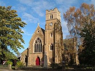 St Oswald's Church, Fulford