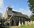 St Peter's Church, Church Lane, Hambledon (June 2015) (2).JPG