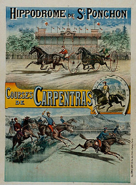 Image illustrative de l'article Hippodrome de Saint-Ponchon