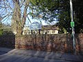 St Stephens Church sidewall, St Albans - geograph.org.uk - 2294132.jpg