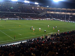 2000 Rugby League World Cup - Image: Stadium de Toulouse