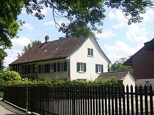 Mattenbach - Image: Stadtfallenweg I