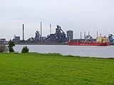 Blast furnace plant Bremen.