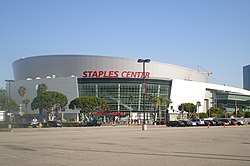 Staples Center from Pico Boulevard.JPG