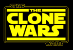 Logo de Star Wars: The Clone Wars.