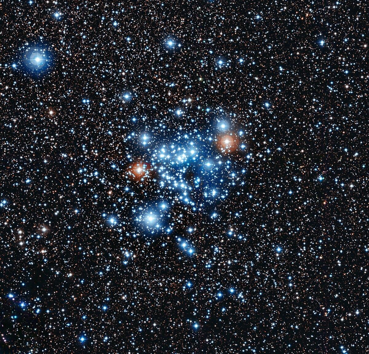 Aufnahme des MPG/ESO-2,2-m-Teleskops