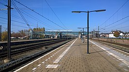 Station Boxtel in 2015