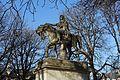 Statue of Louis XIII @ Square Louis XIII @ Place des Vosges @ Marais @ Paris (31669556786).jpg