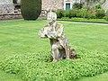 Statue of Morris, Abbotsford - geograph.org.uk - 1317795.jpg