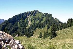 Klettersteig Immenstadt : Steineberg allgäuer alpen u2013 wikipedia
