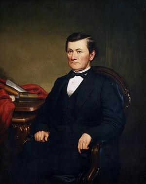 Stephen Miller (Minnesota governor) - Image: Stephen Miller